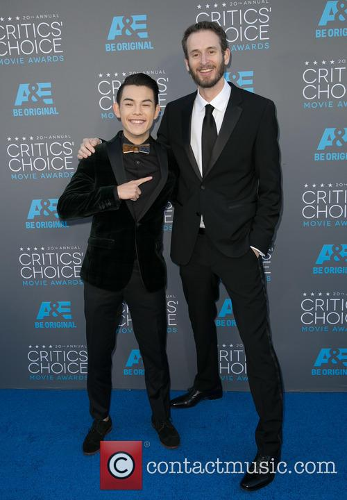 Ryan Potter and Chris Williams 3