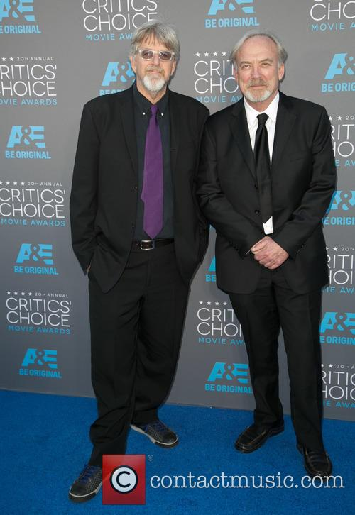 Trevor Albert and James Keach 2