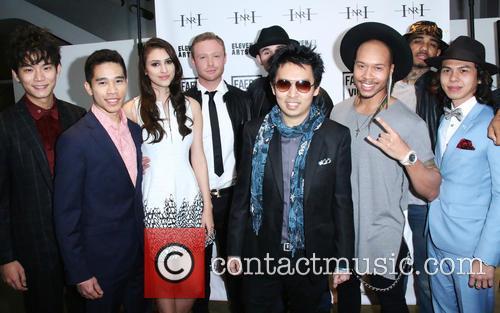 Frankee, Jae Leung, Aaron Samuel Yong, Tanya Graham, Jordan Prainito, Tzang Merwyn Tong, Kidd Envy and Lyon Sim 4