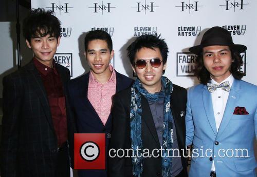Jae Leung, Aaron Samuel Yong, Tzang Merwyn Tong and Lyon Sim 2