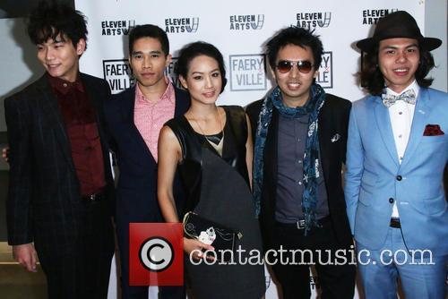 Jae Leung, Aaron Samuel Yong, Tzang Merwyn Tong and Lyon Sim 4