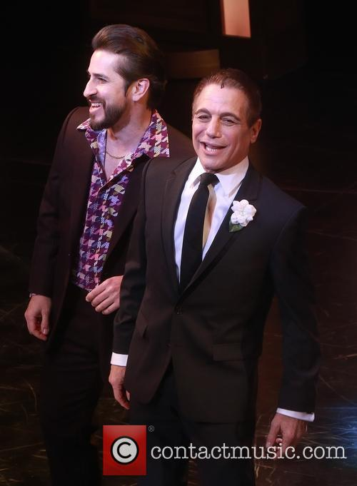 Matthew Saldivar and Tony Danza 7