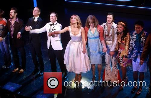 Matthew Saldivar, Tony Danza, Rob Mcclure, Brynn O'malley, Nancy Opel, David Josefsberg, Catherine Ricafort and Raymond J. Lee 4