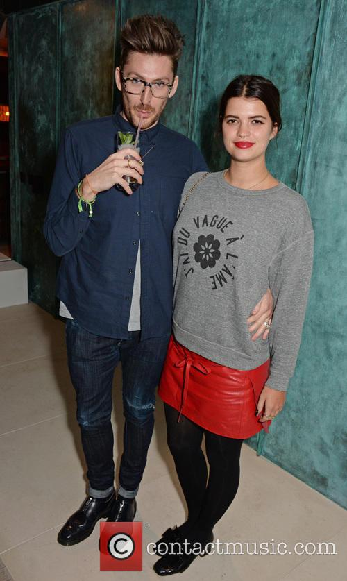 Henry Holland and Pixie Geldof 9