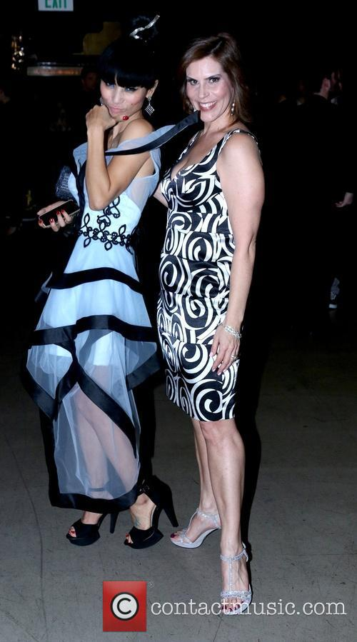 Bai Ling and Lori Alan 2