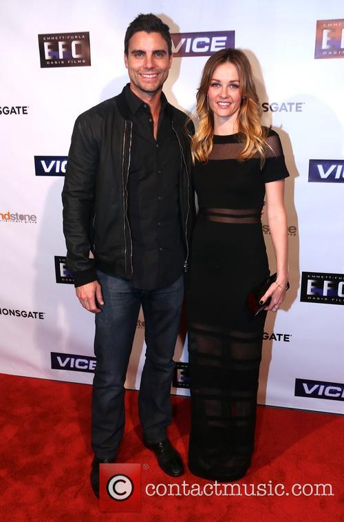 Colin Egglesfield and Ambyr Childers 3