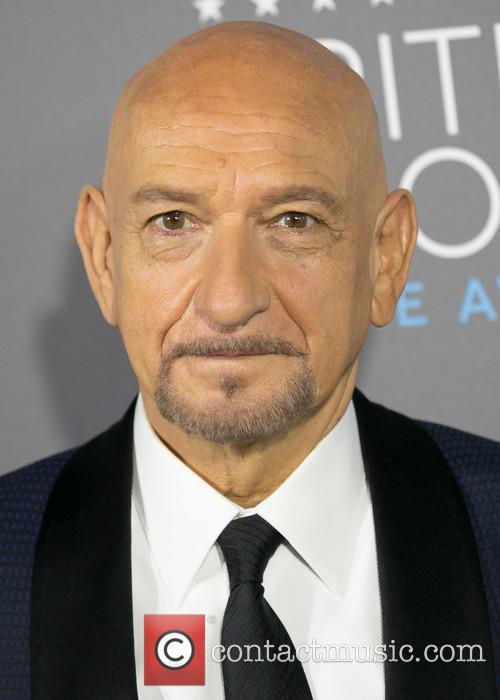Sir Ben Kingsley 4