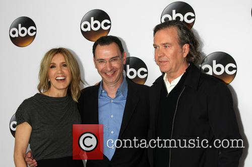 Felicity Huffman, Paul Lee and Timothy Hutton 2