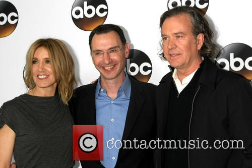 Felicity Huffman, Paul Lee and Timothy Hutton 1