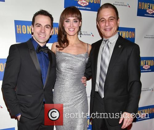 Rob Mcclure, Brynn O'malley and Tony Danza 4
