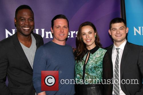 Kevin Daniels, Kevin Bigley, Jessica Mcnamee and Michael Mosley 11
