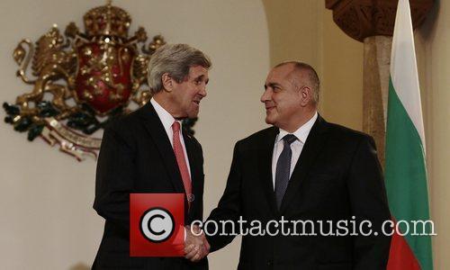 John Kerry and Boiko Borisov 6