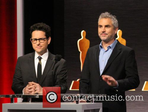 J.j. Abrams and Alfonso Cuaron 3