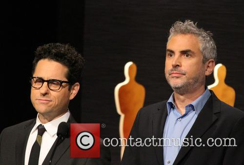 J.j. Abrams and Alfonso Cuaron 4