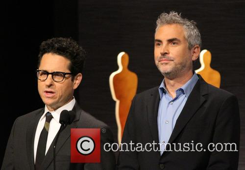 J.j. Abrams and Alfonso Cuaron 5