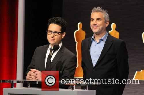 J.j. Abrams and Alfonso Cuaron 1
