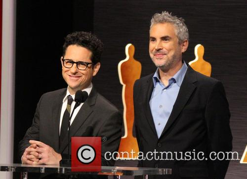 J.j. Abrams and Alfonso Cuaron 6