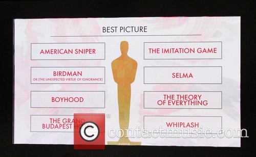 Nominees For Best Picture 6