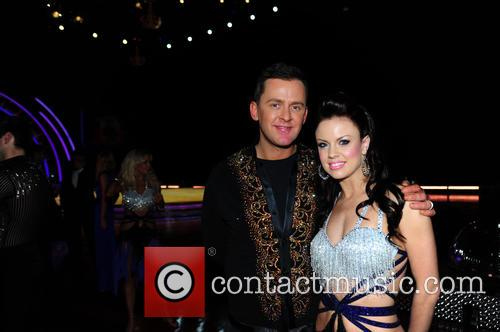 Scott Mills and Joanne Clifton 4