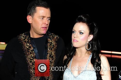 Scott Mills and Joanne Clifton 1