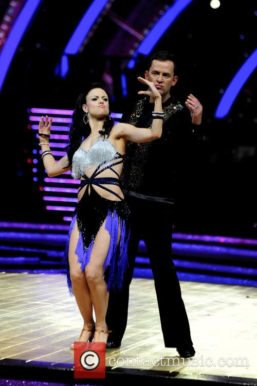 Scott Mills and Joanne Clifton 7