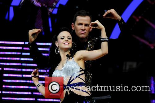 Scott Mills and Joanne Clifton 8