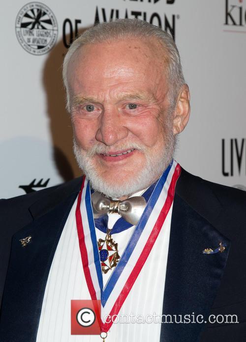 Buzz Aldrin 6