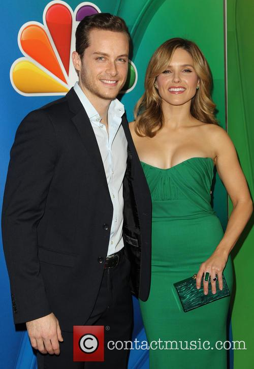 Jesse Lee Soffer and Sophia Bush 2