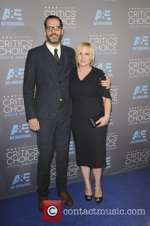 Eric White and Patricia Arquette 2