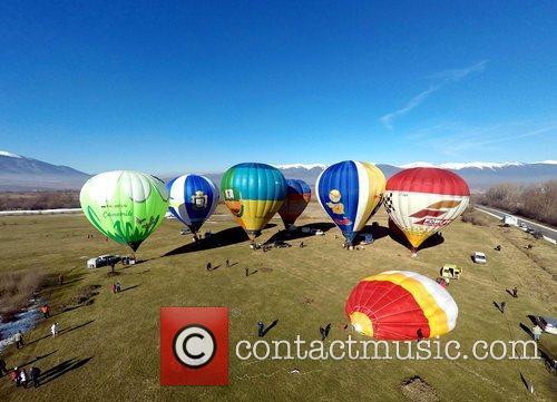 Hot Air Balloons 3