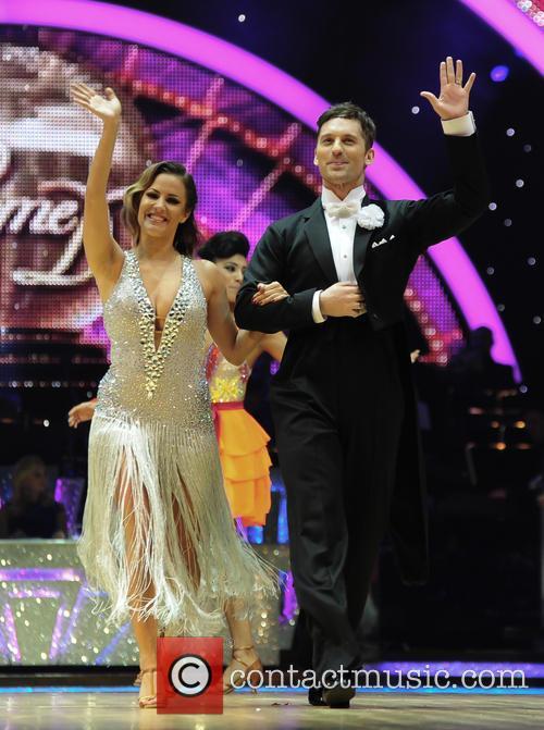Caroline Flack and Tristan Macmanus 4