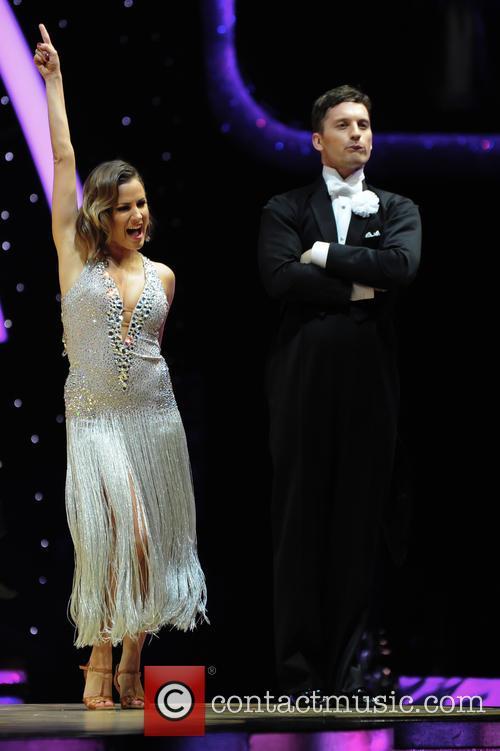 Caroline Flack and Tristan Macmanus 10