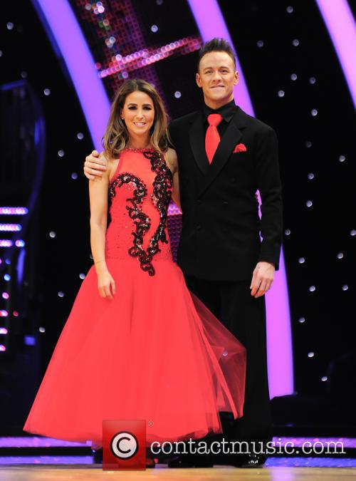 Rachel Stevens and Kevin Clifton 3
