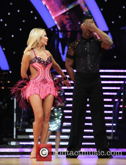 Simon Webbe and Kristina Rihanoff 1