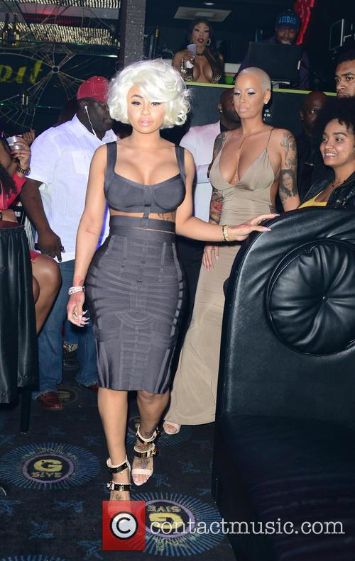 Blac Chyna and Amber Rose 5
