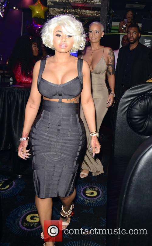 Blac Chyna and Amber Rose 6