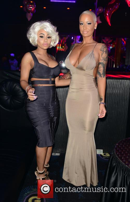 Blac Chyna and Amber Rose 7