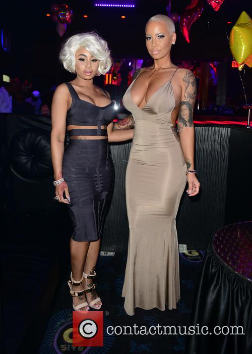 Blac Chyna and Amber Rose 8