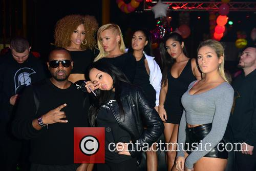 Amber Rose and Blac Chyna host Diva Fridays...