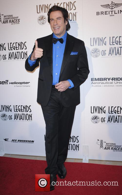 The 12th Annual Living Legends of Aviation Awards...