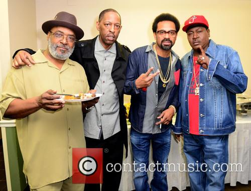 Pap, Henry Welch, Mike Epps and Trick Daddy 3
