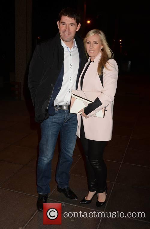 Padraig Harrington and Caroline Harrington 2