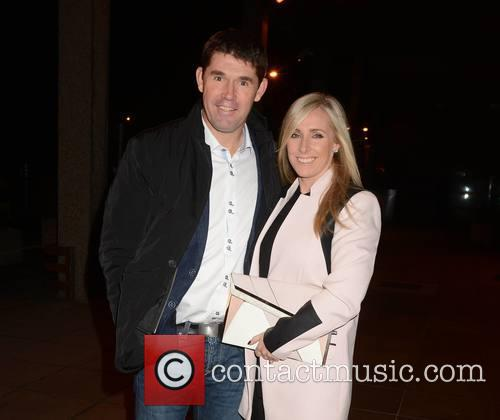 Celebrity guests arrive at RTE Studios for 'The...