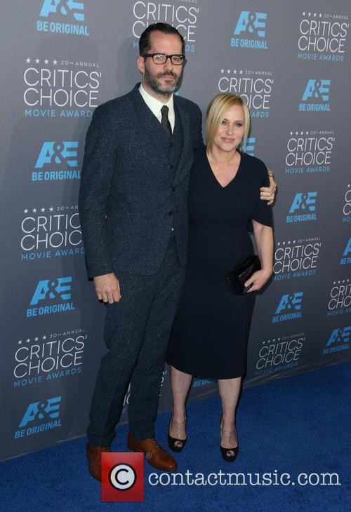 Eric White and Patricia Arquette 9