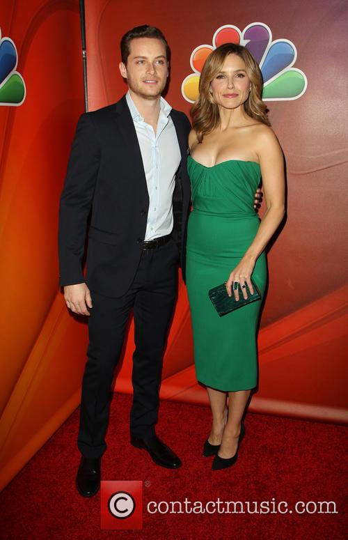 Jesse Lee Soffer and Sophia Bush 1