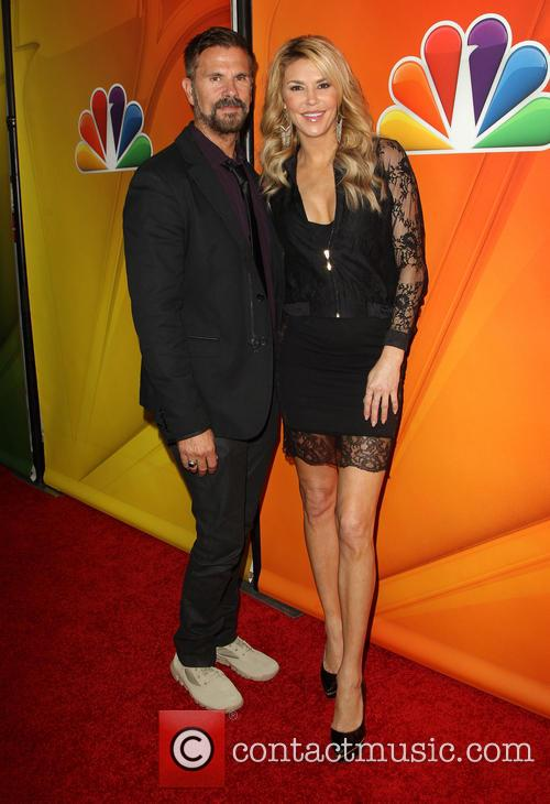 Lorenzo Lamas and Brandi Glanville 9