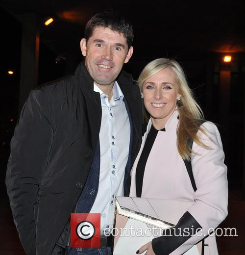 Padraig Harrington and Caroline Harrington 2
