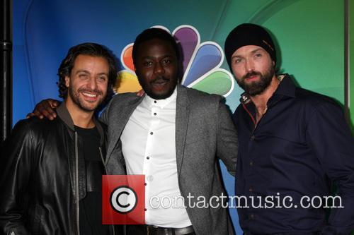 Adam Levy, Babou Ceesay and Emmett J. Scanlan 1
