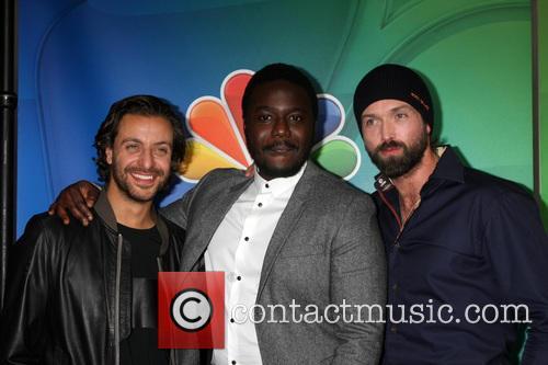 Adam Levy, Babou Ceesay and Emmett J. Scanlan 3
