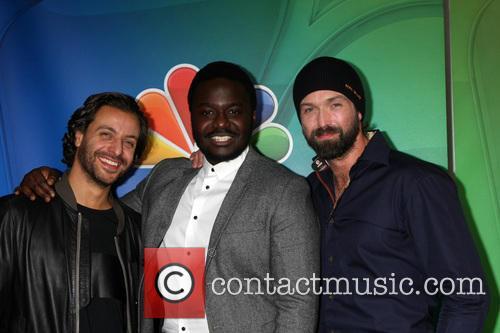 Adam Levy, Babou Ceesay and Emmett J. Scanlan 4